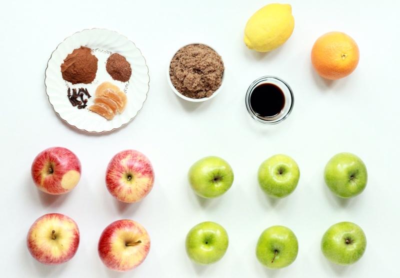 apple cider ingredients