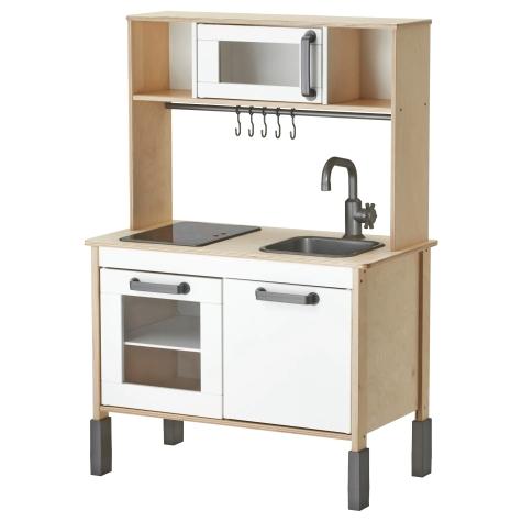 DUKTIG IKEA kitchen stock photo